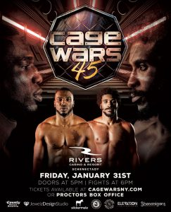 Cage Wars 45 @ Rivers Casino & Resort